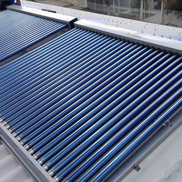 Instalação solar Sr. Erci